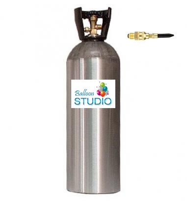 Helium Tank Rental Vancouver - Balloon Studio