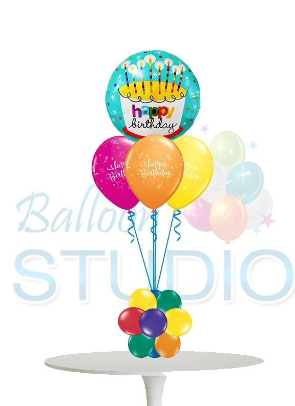 Balloon centerpieces vancouver