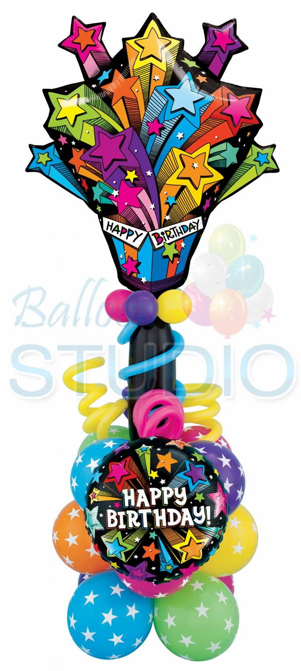 baloon tower