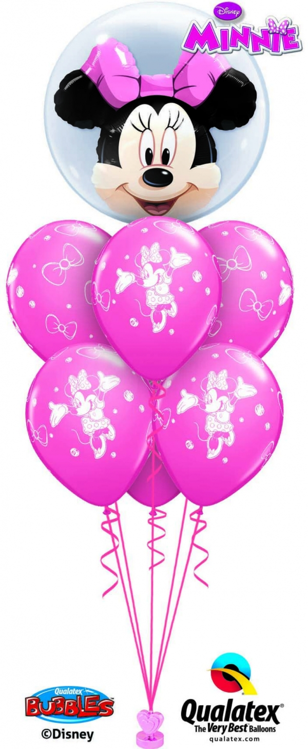 Bekend Minnie Mouse Balloons Minnie Mouse Balloons Vancouver Canada  PP-47