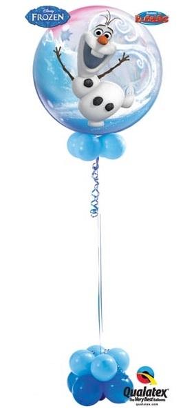 Olaf frozen balloons vancouver canada