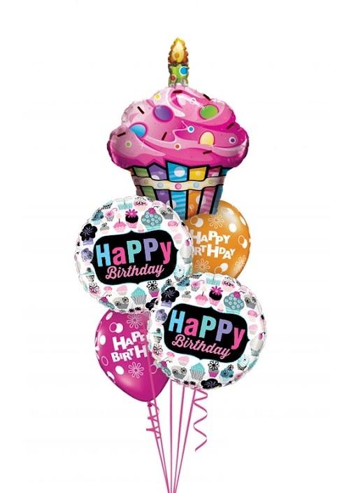 Cupcake Birthday Cake Vancouver